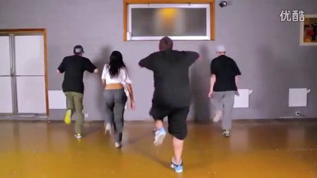 [杨晃] 夜店咖们 该学了 全球最火舞曲   舞蹈教学 狂爱呀