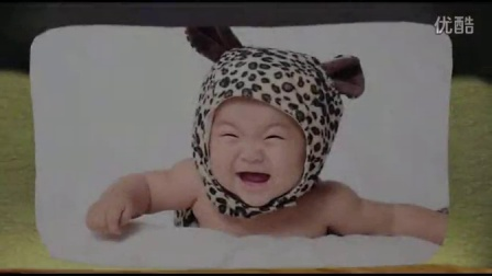 开晨曦唯美影像儿童宝宝可爱写真百日MV ET012 开