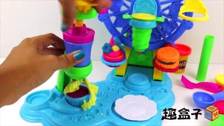 变形警车珀利玩具 挖掘机表演视频