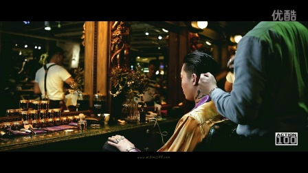 【ACTION100 教学片】 双面复古理发馆发油使用说明