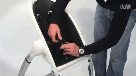 highpod high chair - video instructions - phil&teds®