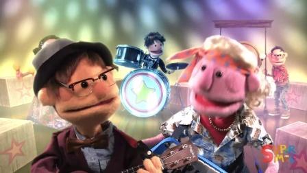 托马斯小火车的嘉年华晚会 小丑的烟花车厢卡通动画故事 粉红猪小妹 熊出没