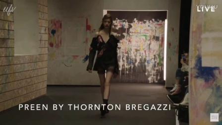 Preen by Thornton Bregazzi F/W 2017 Live Show