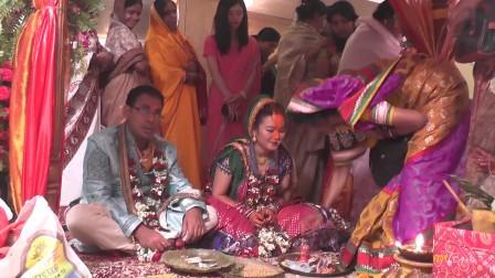 我们的印度婚礼-宗教仪式