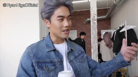 BTS - BgA《到底会是谁》MV 幕后片段
