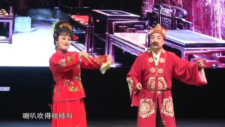 含山县地方剧种含弓戏经典代表作《刘二姑吵嫁 含山县华