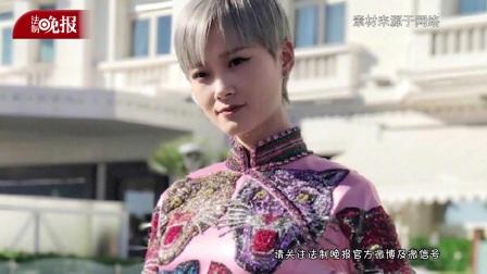 李宇春穿旗袍 除了帅她还能美给你看