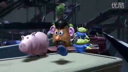 立体版重映《玩具总动员1、2 》宣传片串烧主角大变身