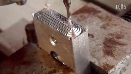 得胜D1数控雕刻机 测试视频(三)