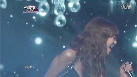 「111223」宋智恩·姜敏京·孝琳 - Listen KBS2音乐银行
