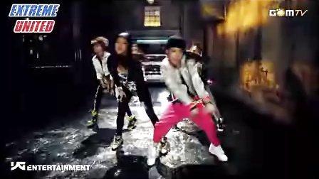 2NE1- Fire (Street Versão) [Legendado]