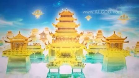 ALCOO原创3D高清唯美动画【让我们回归极乐】完整版