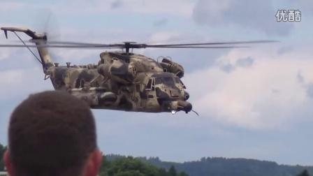 转海外:最像真的大比例遥控直升机 CH-53J