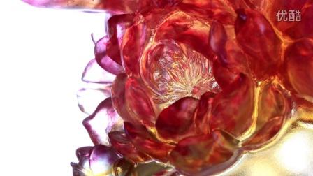 一心绽放 —— 琉璃工房 是美丽的,必绽放 系列作品