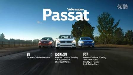 大众帕萨特创意概念广告——我的道路
