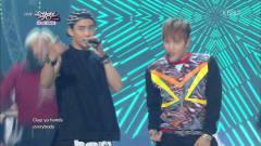 20140926【K*S_音乐银行】2PM-Go Crazy
