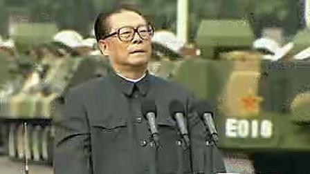 1999年国庆50周年盛大阅兵 高清完整版