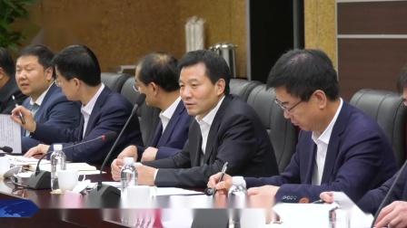 宝鸡市委市政府主要领导到陕煤集团调研