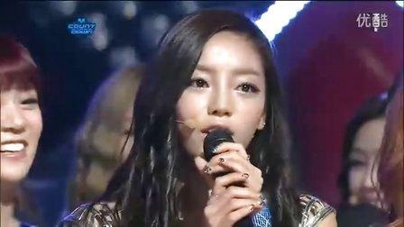 [TL]韩国性感美女组合Kara《Date.Dear Kamilia.Step》现场