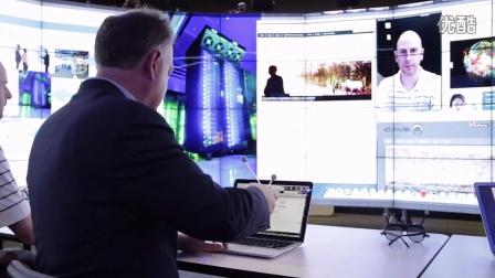 Monash CAVE 2 虚拟交互研究室