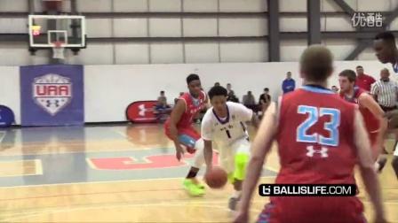 美國最好的控球後衛籃球亮點 Trevon Duval Official Ballislife