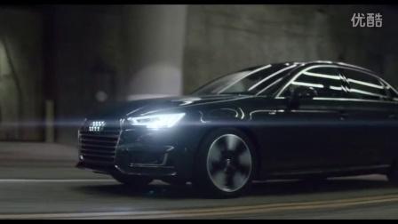 2016款全新奥迪Audi A4 摇滚广告