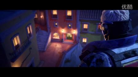 《鬥陣特攻》動畫短片-英雄