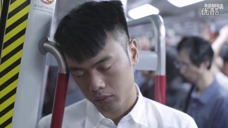 香港打工仔下班后的生活,完全感受到绝望同无奈