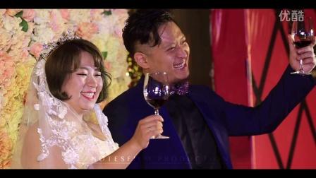 NOTES电影笔记作品:婚礼短片|谢兴&单晓玲