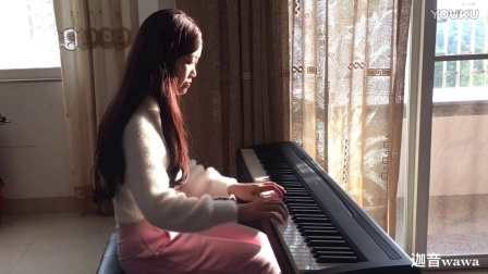 钢琴曲 轻音乐 《水边的阿狄_tan8.com