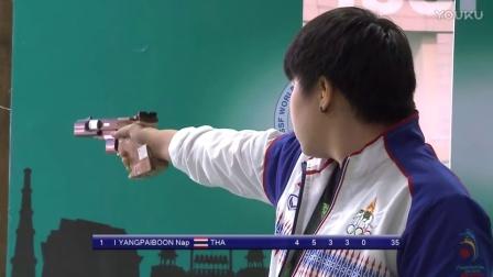 2017射击世界杯之印度新德里站-女子25米手枪