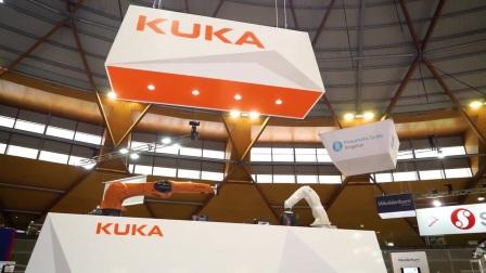 KUKA机器人在澳大利亚 @Auspack 2017