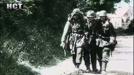1944激战诺曼底【彩色二战】