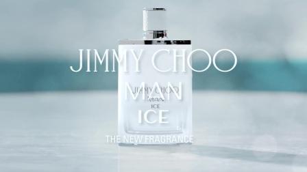 Marlon Teixeira stars in Jimmy Choo Man Ice Fragrance