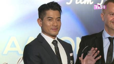 郭富城获颁意大利电影节演员奖,承诺继续挑战自己