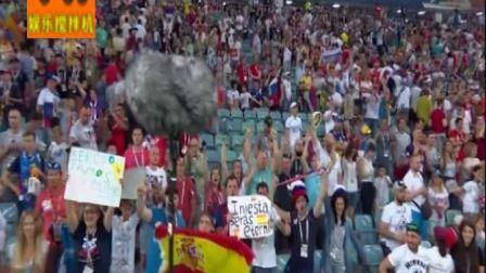世界杯足球赛直播2018西班牙VS摩洛哥比赛