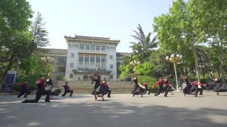 2015级山东师范大学-体育舞蹈专业