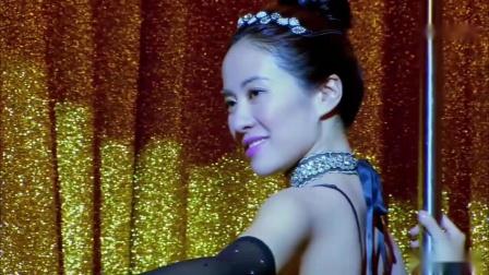 雅典娜女神:  叶璇跳钢管舞,网友:看了受不了!