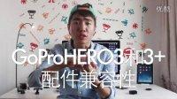 GoPro HERO3 和 3加 配件兼容性「 ZakiTamGoPro 」