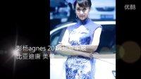 彭杨agnes 2014北京车展 比亚迪唐 美模