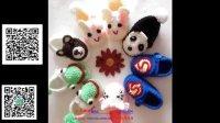 【小辛娜娜编织教程】第41集 卡通鞋子基础篇超人兔子熊猫青蛙鞋子编织教程