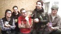 Nothing乐队在柏林的演出与生活