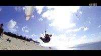 【拖把儿】优雅飞行---滑翔伞