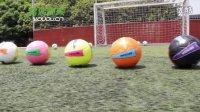 【偶偶足球视频】偶偶测评组携手草根球队实战体验威联新研发的五款足球