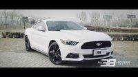 从北美平原到全球疆场 福特Mustang 2.3T详细测评