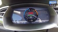 2015特斯拉Tesla Model S P85 D (700马力) - 0-240 km-h加速