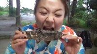 日本温泉蒸汽蒸海鲜 长崎夏季之旅(二)