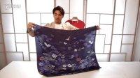 「上下」丝巾 造型小课堂(3)