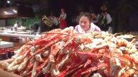 新发现 北海道一级棒度假村 又是螃蟹自助餐 豚丼 蛋包饭也来