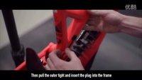 視頻: COMMENCAL - 2016年SUPREME DH V4速降車內線組裝方式